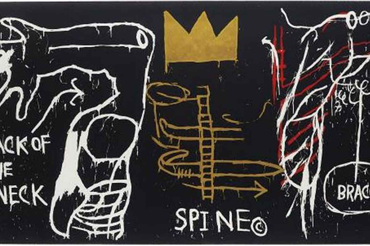 6 Back of the Neck JEAN-MICHEL BASQUIAT featured