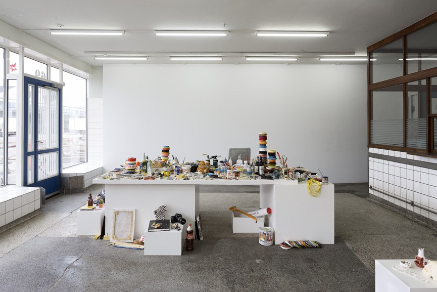 Tableau Exhibition by Rose Eken