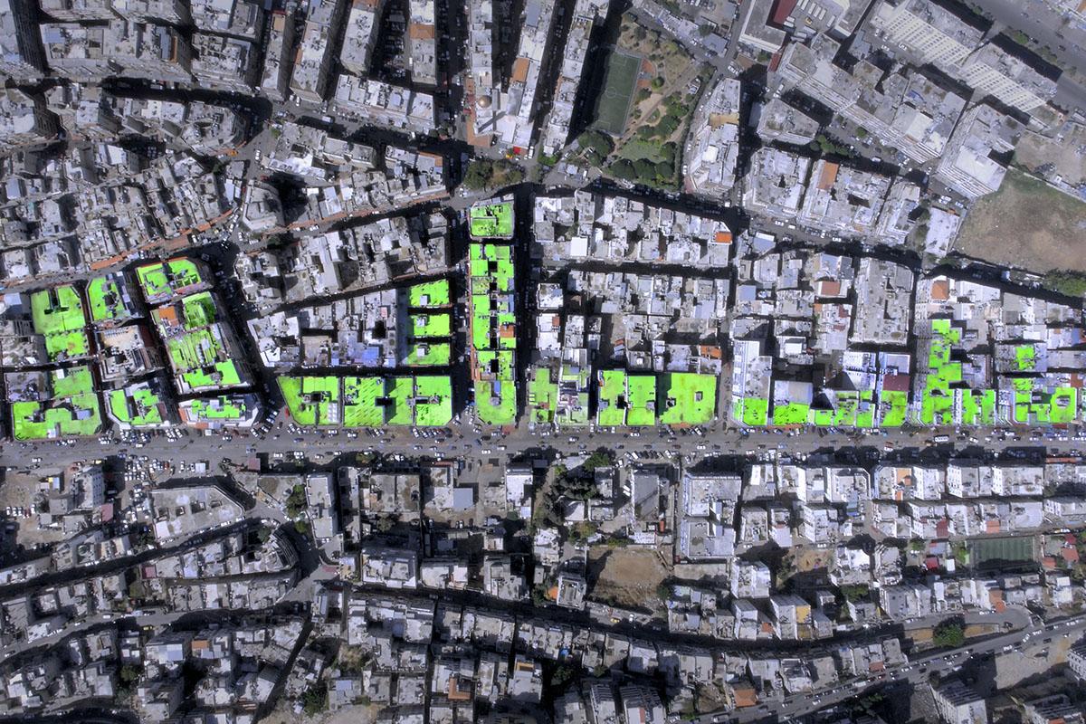 ASHEKMAN - #OperationSalam Mural, Lebanon