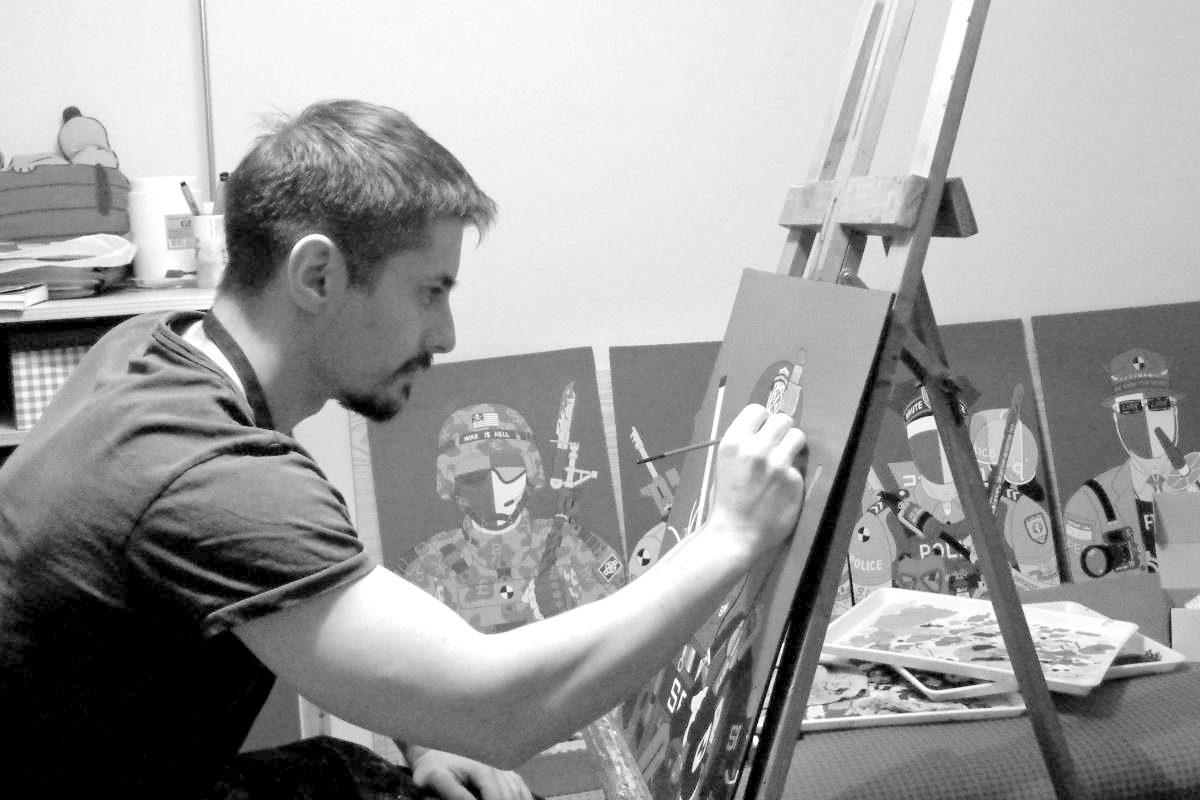 Aleksandar Todorovic Studio 7