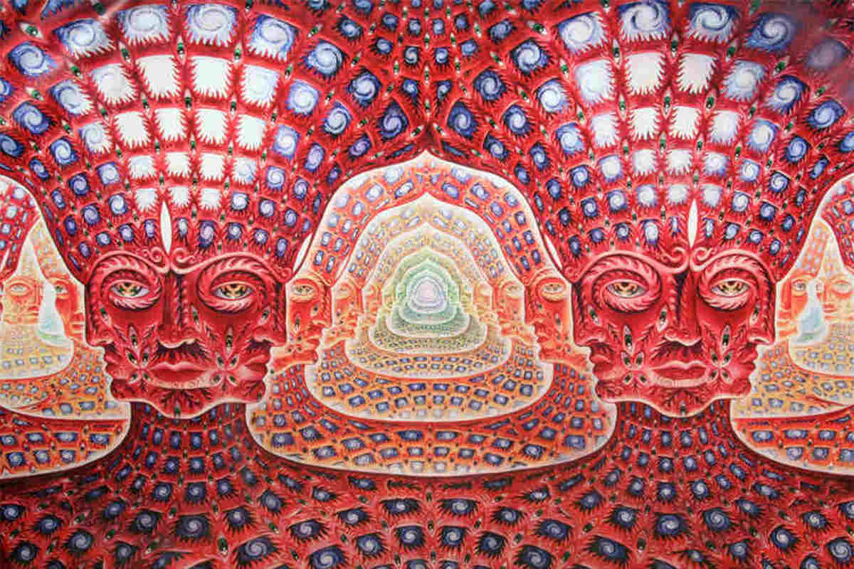 Alex Grey 2 - Hads Trippy - Image via Thingstolookathigh com