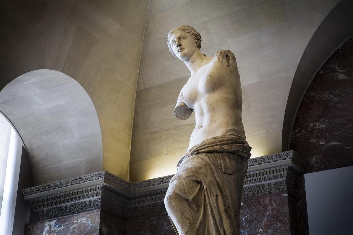 Alexandros of Antioch - Venus de Milo_