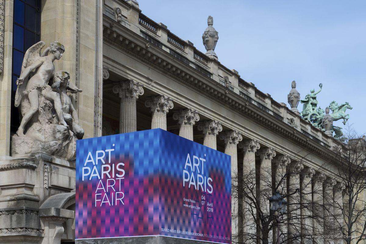 Art Paris 2019 by Marc Domage