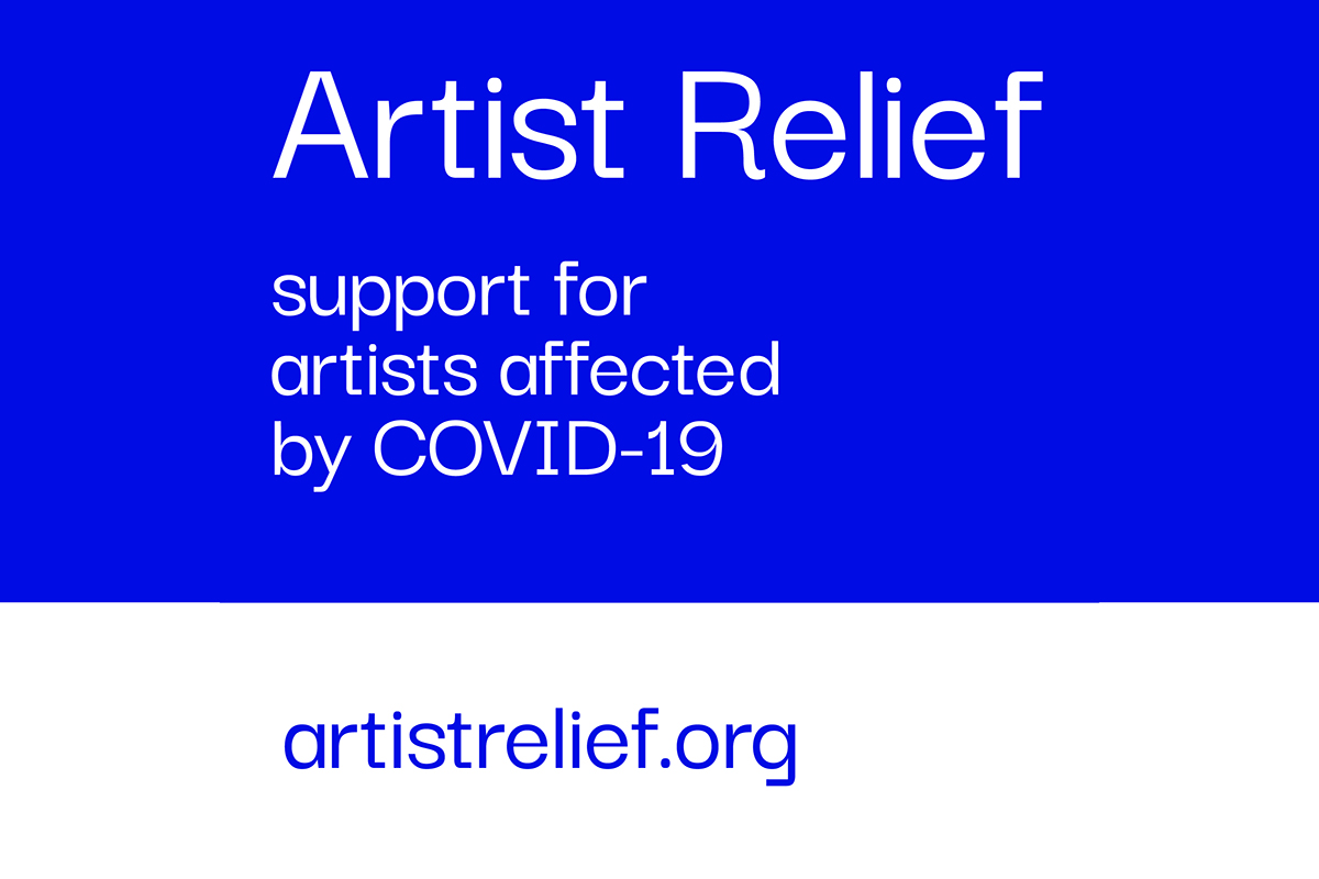 A 5 000 Relief Grant Launched For Us Artists Widewalls