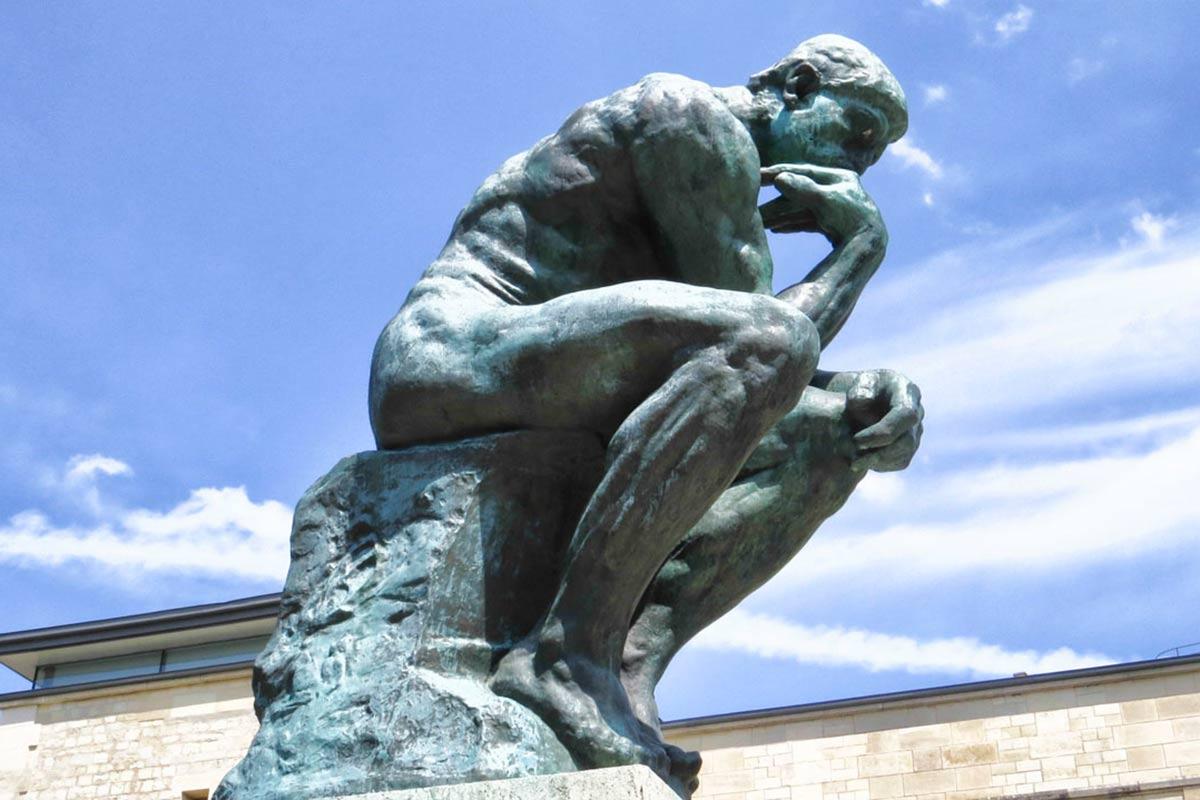 Auguste-Rodin---The-Thinker.-Image-via-wikipedia.com