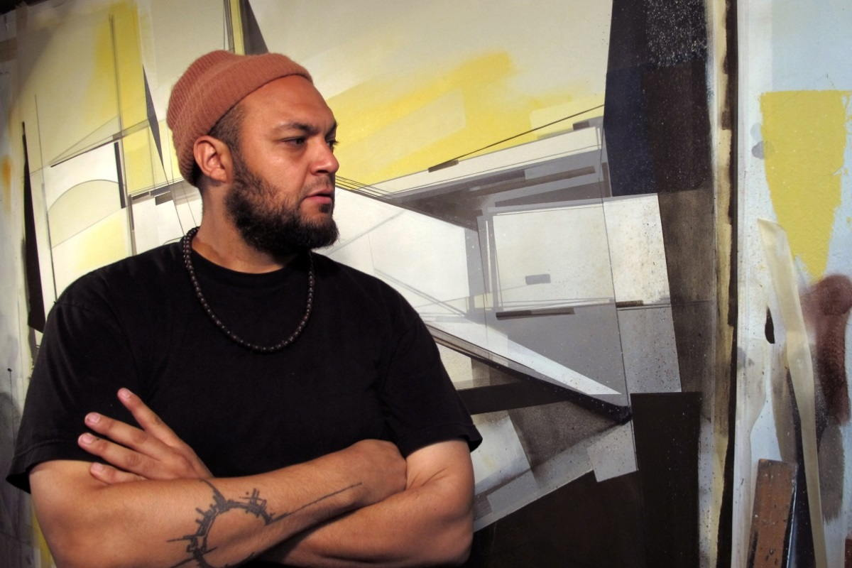 Augustine Kofie - 2014_Taking_Shape-Portrait