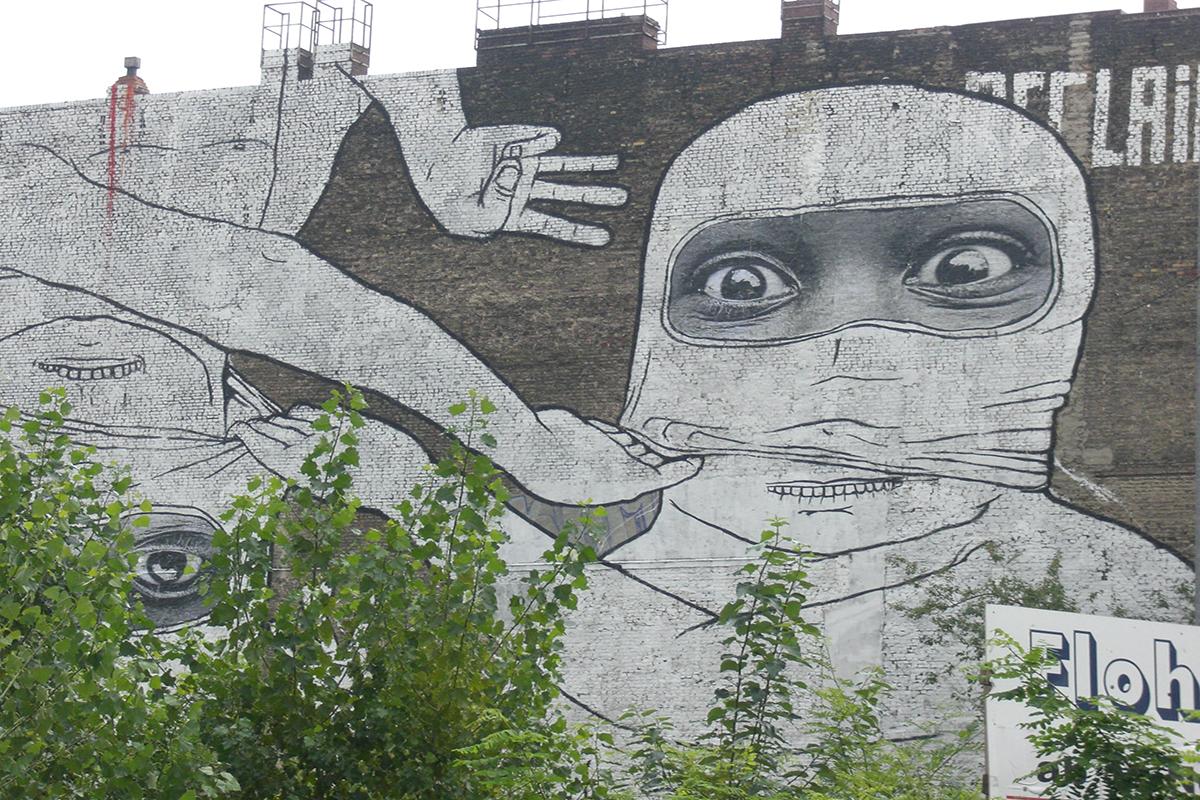 BLU - Graffiti In Berlin