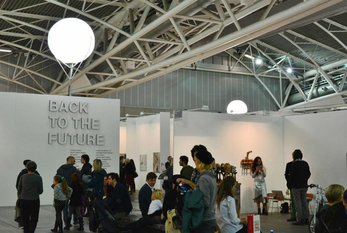 Back to the Future Artissima 2016