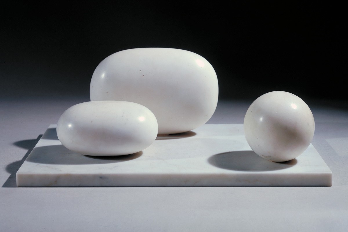 Barbara Hepworth - Three Forms