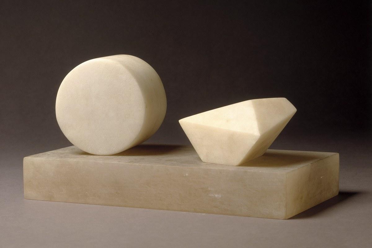 Barbara Hepworth - Two Forms