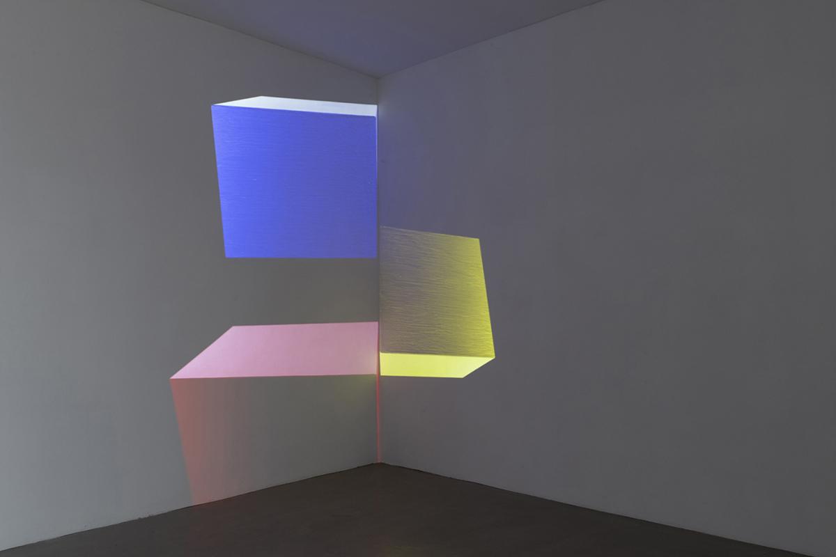 Barbara Kasten - Sideways/Corner, 2016