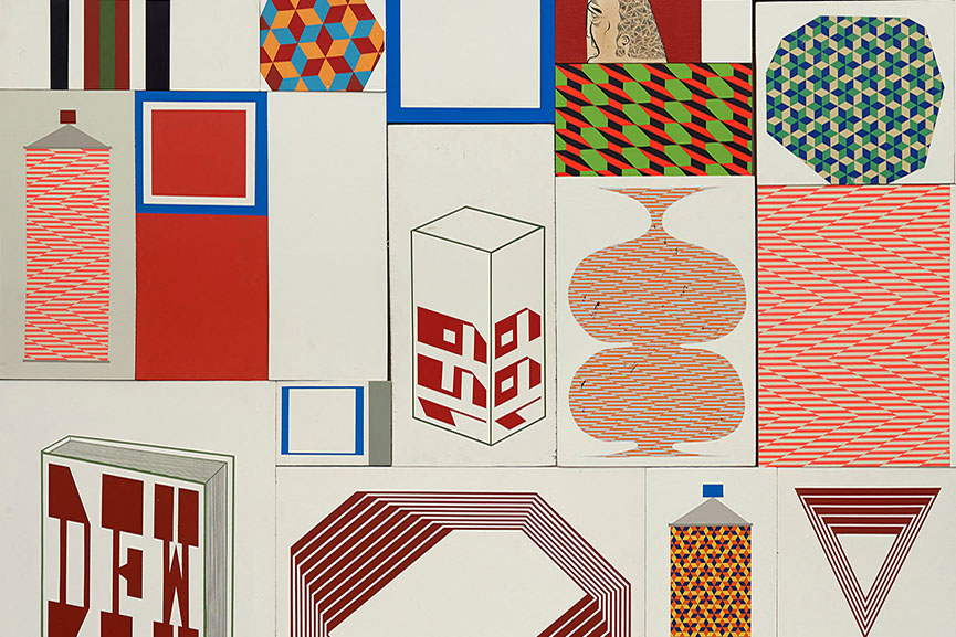 Barry McGee - Untitled 1