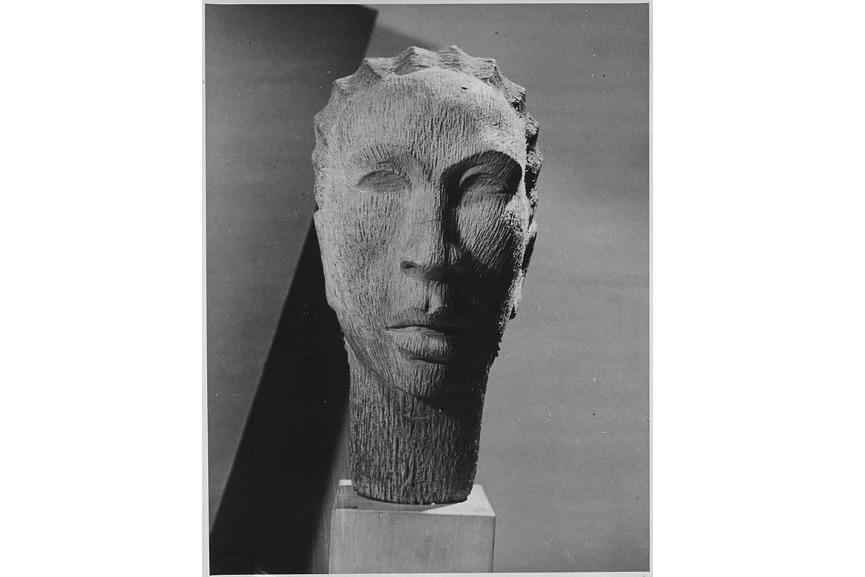 Ben Enwonwu - Head of Yoruba Girl