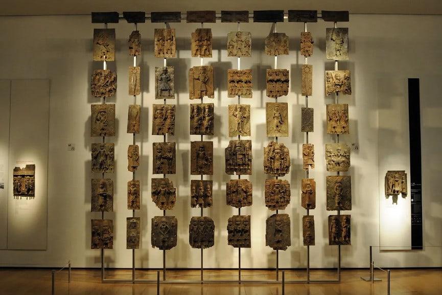 Benin Bronzes at the British Museum