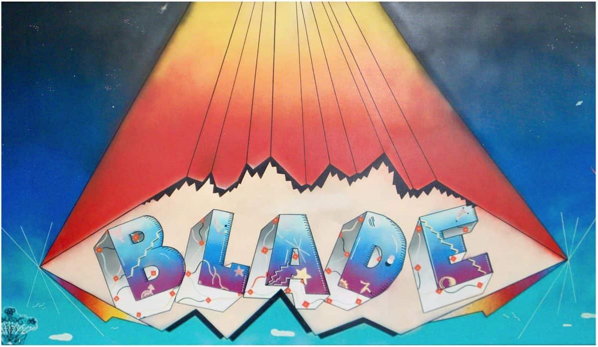 Blade Artwork