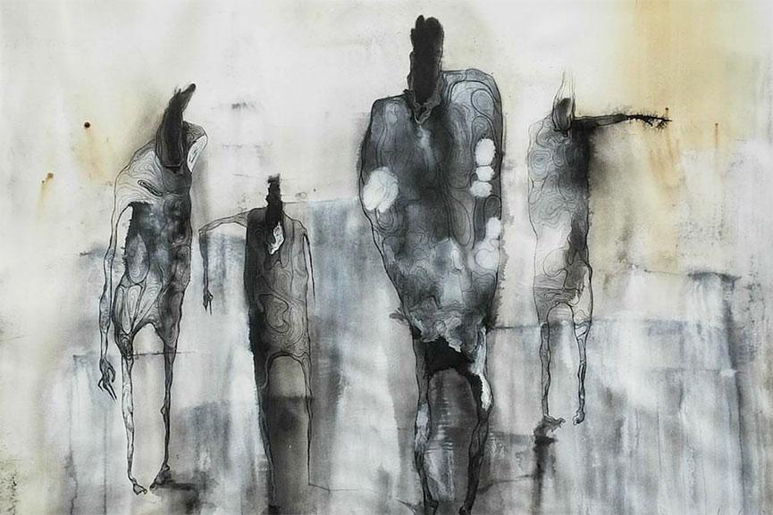 Boniface Maina - Mystery Within, 2016