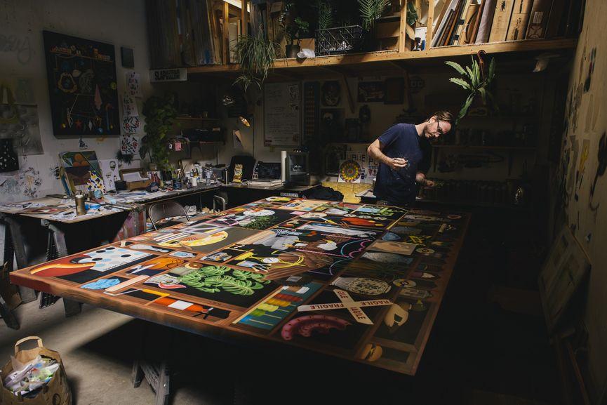 Casey Gray Studio 1