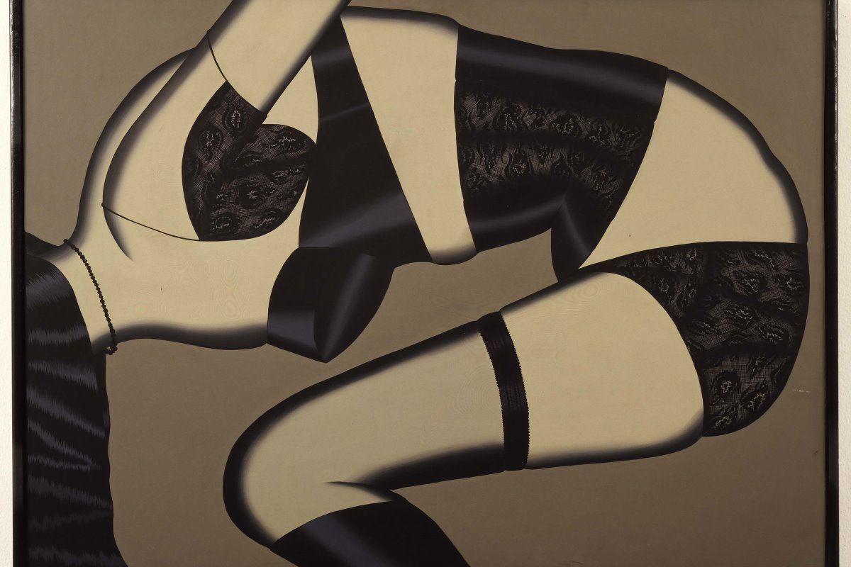 Christina Ramberg - Artwork, detail