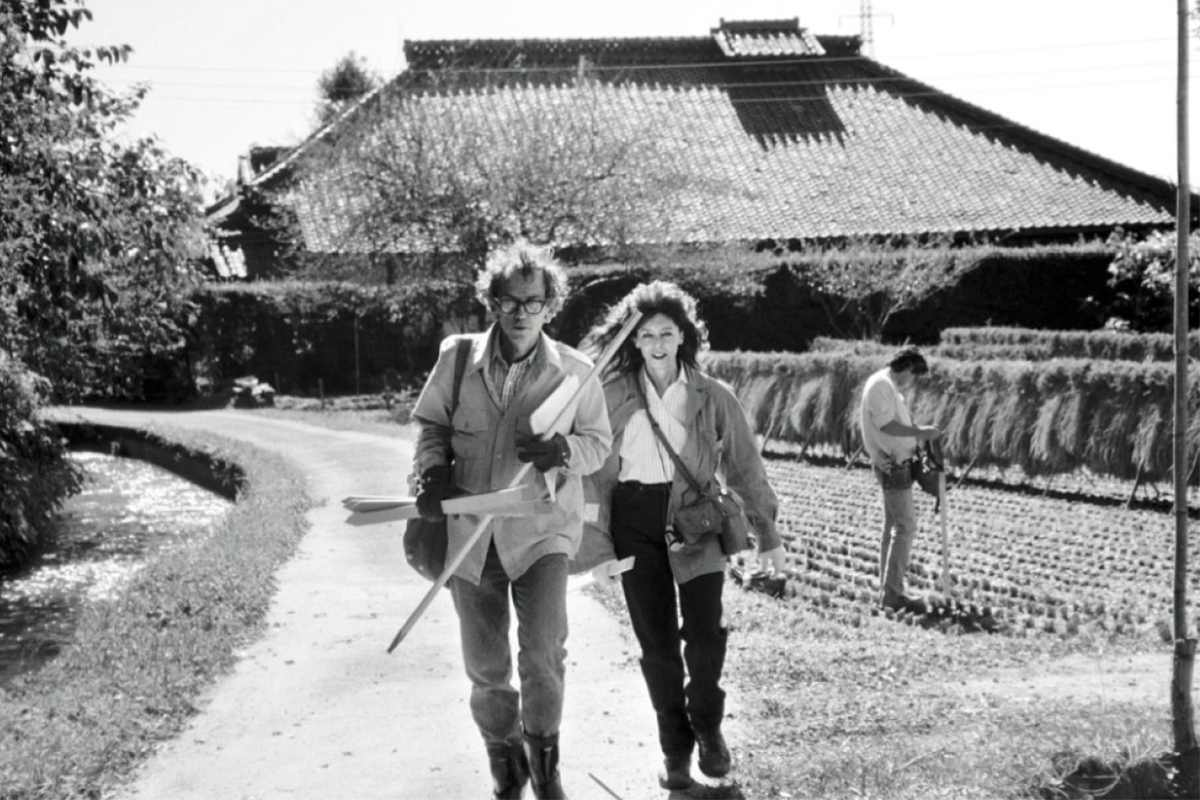 Christo and Jeane-Claude