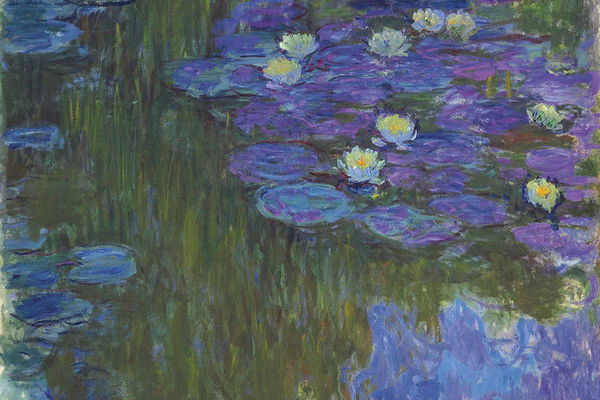 Claude-Monet-Nymphéas-en-fleur-1914-19171