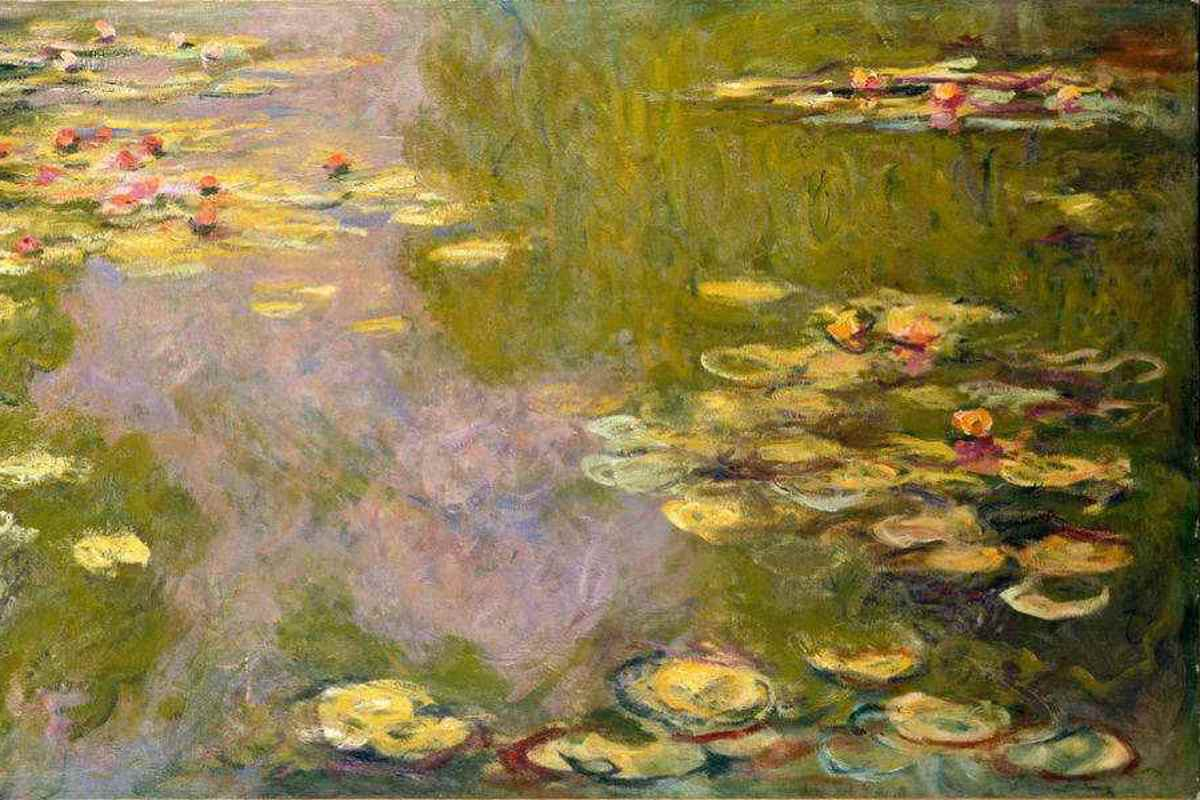 10 Famous Flower Paintings From Vincent To Warhol Widewalls