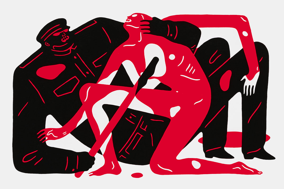 Cleon Peterson - Compromise