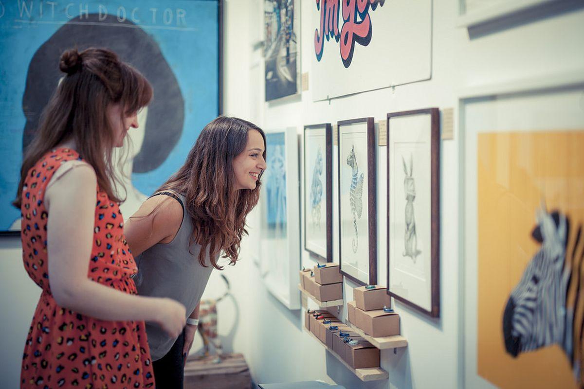 Curious Duke Gallery, 2016