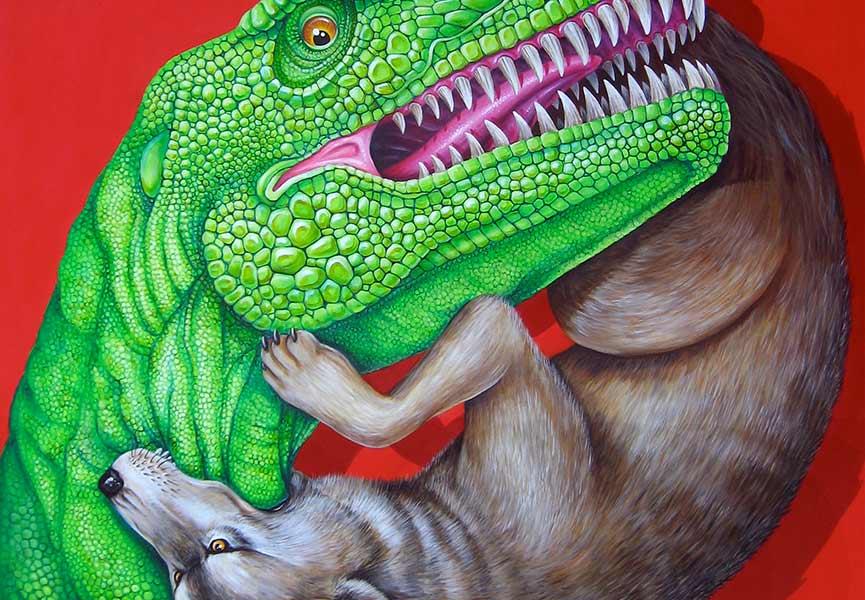 Cycle - Rex vs. Rex, 2013