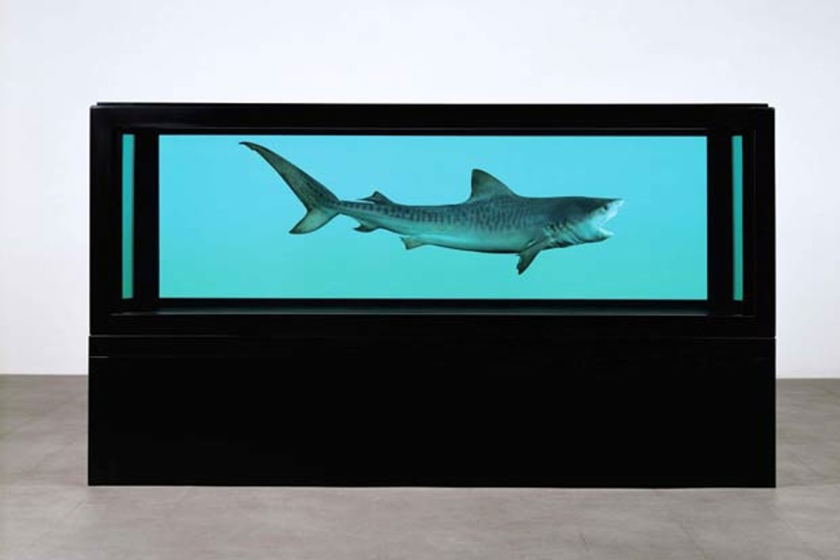 Most Expensive Damien Hirst Art Pieces Sold At Auctions Widewalls