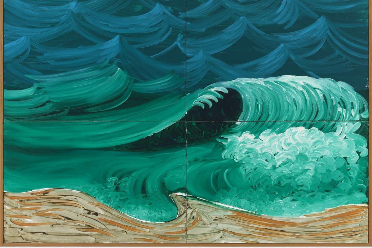 David Hockney - detail