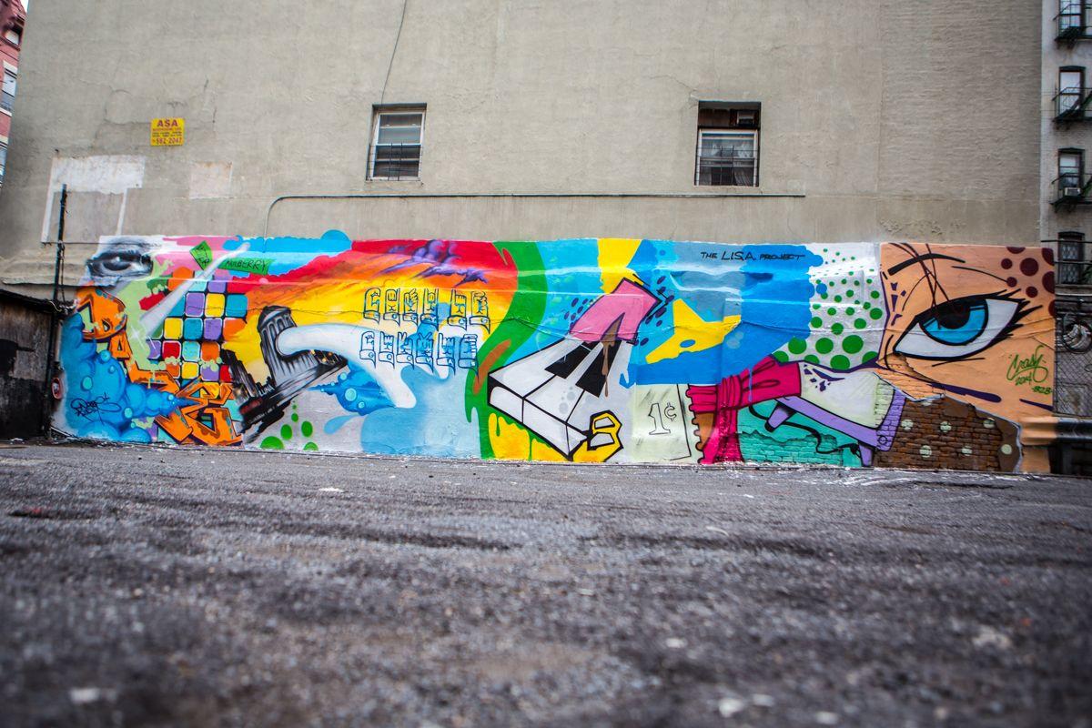 Daze Street Art