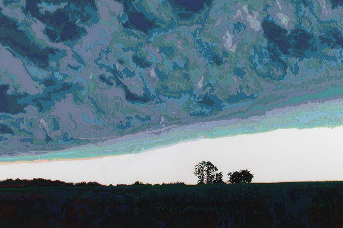 Deborah Claxton – Storm Clouds