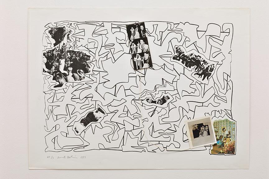Derek Boshier - Untitled, 1973