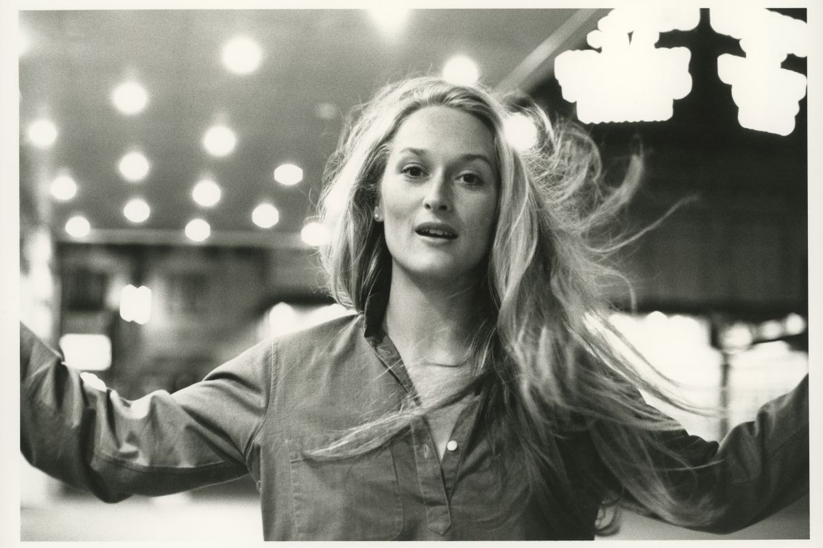 Duane Michals - Meryl Streep