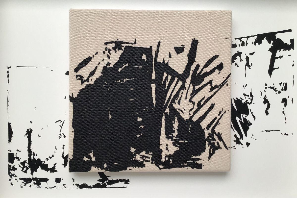 Elena Rato - Colision latizq, 2020. Furiosa Gallery