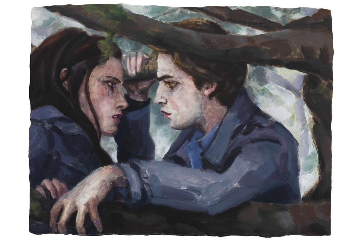 Elizabeth Peyton - Twilight, 2009
