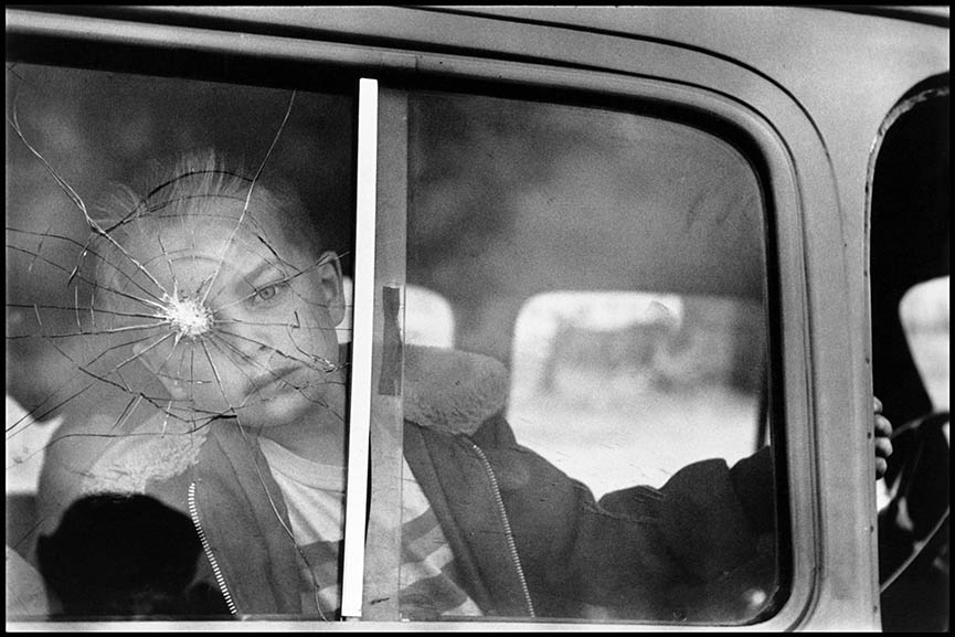 Elliott Erwitt - Colorado, USA. 1955. Copyright Elliott Erwitt and Magnum Photos