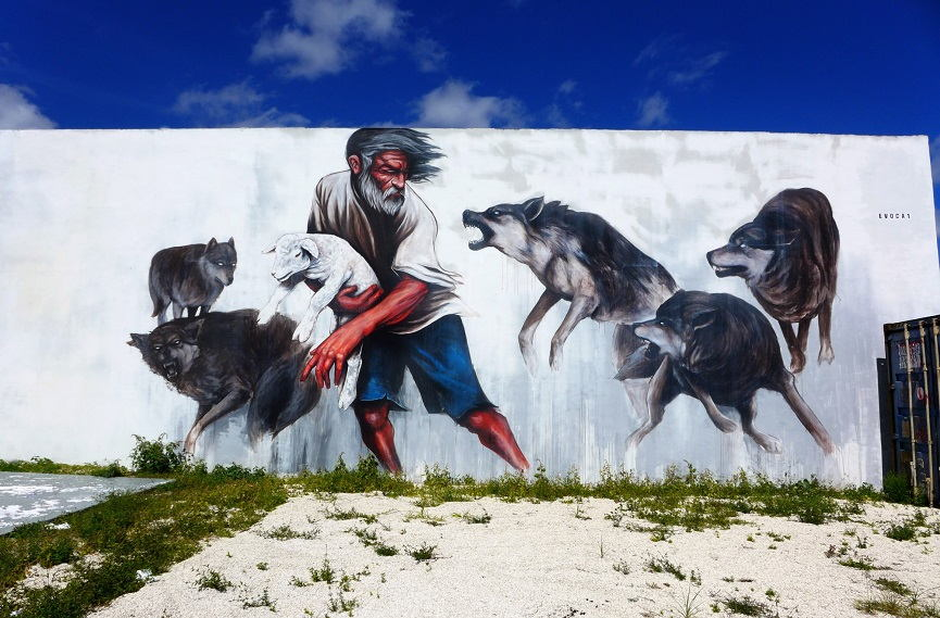 Evoca1_Running With The Wolves - Miami Florida, USA 2012