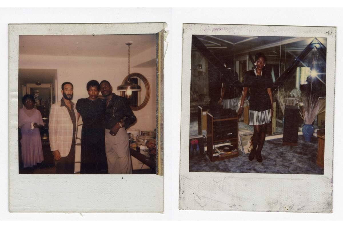 Family photos of Sandra Bush___