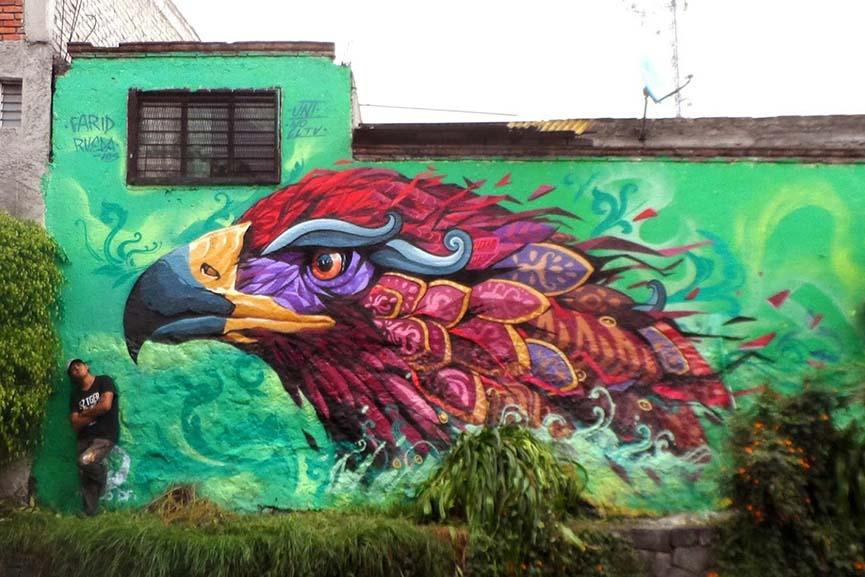 Top 100 Murals Of Our Time Street Update 100 Widewalls