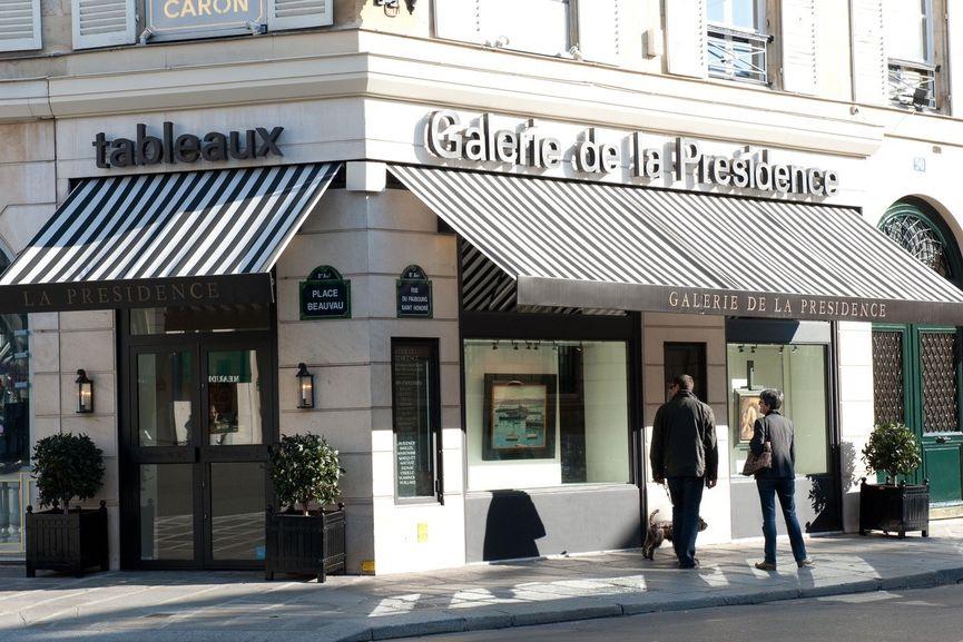 Galerie De La Présidence