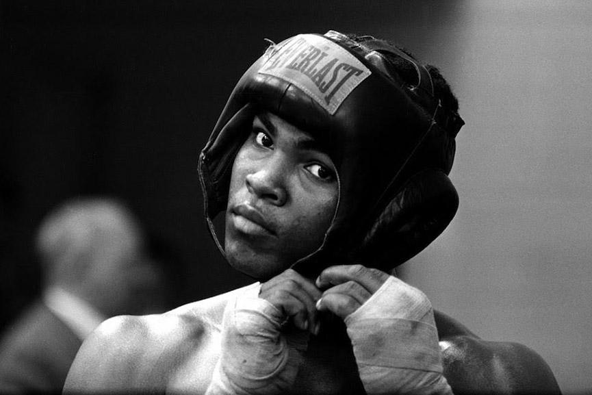 Gerry Cranham - Muhammad Ali
