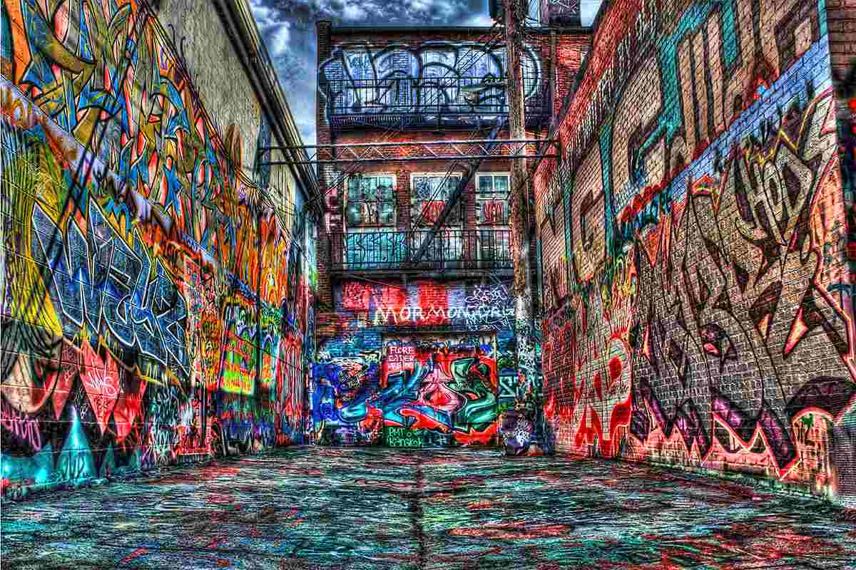 Spray Painting Tips And Guidelines For Graffiti Art Enthusiasts Widewalls