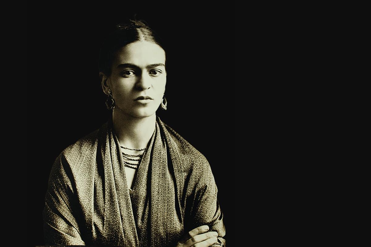 Guillermo Kahlo - Frida Kahlo, 1932 © Frida Kahlo Museum