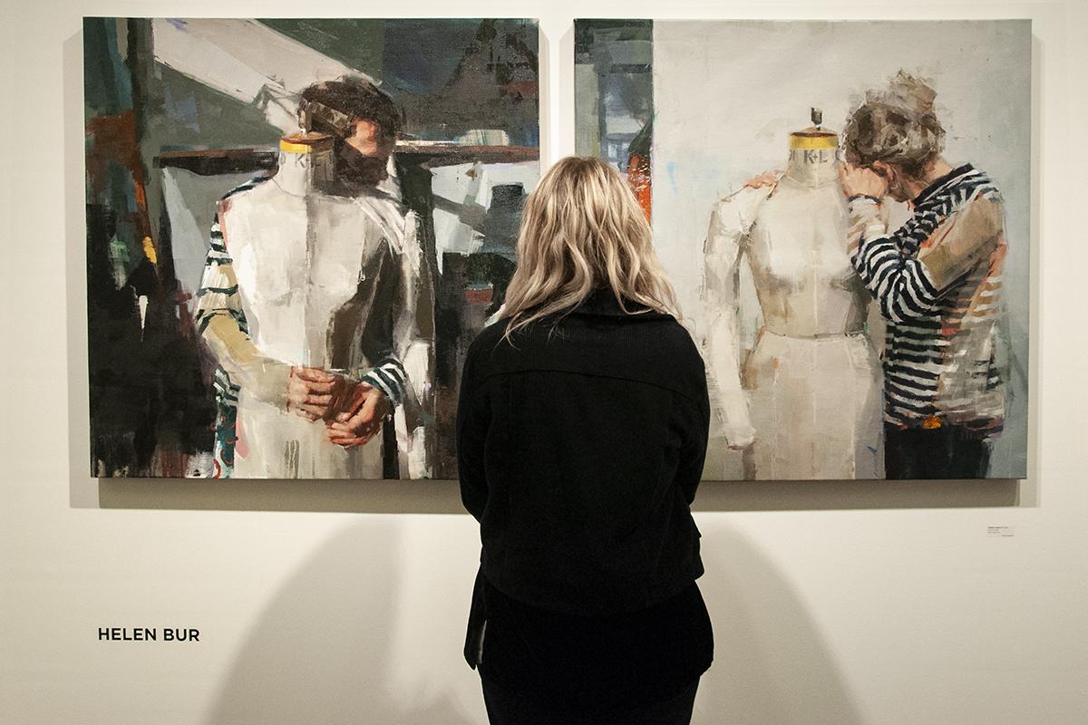 Helen Bur Urvanity Art 2020