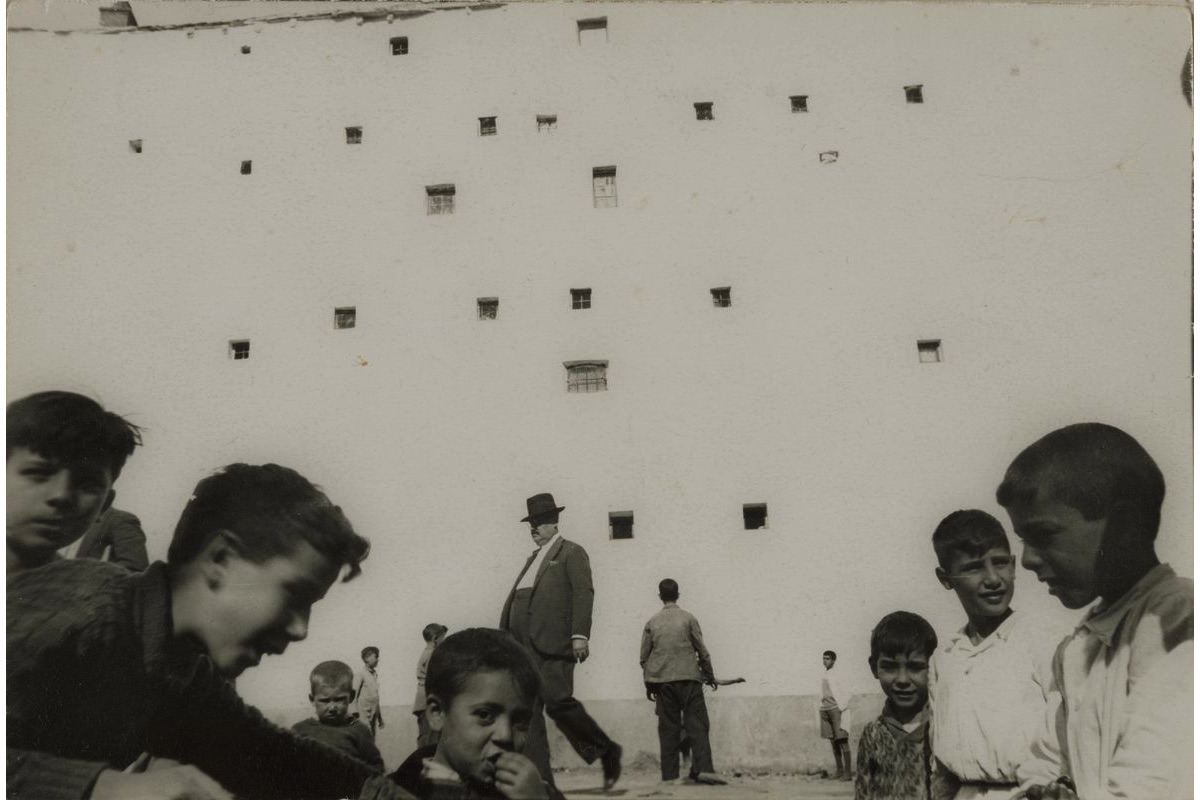 Henri Cartier-Bresson - Madrid, Spain, 1932 f