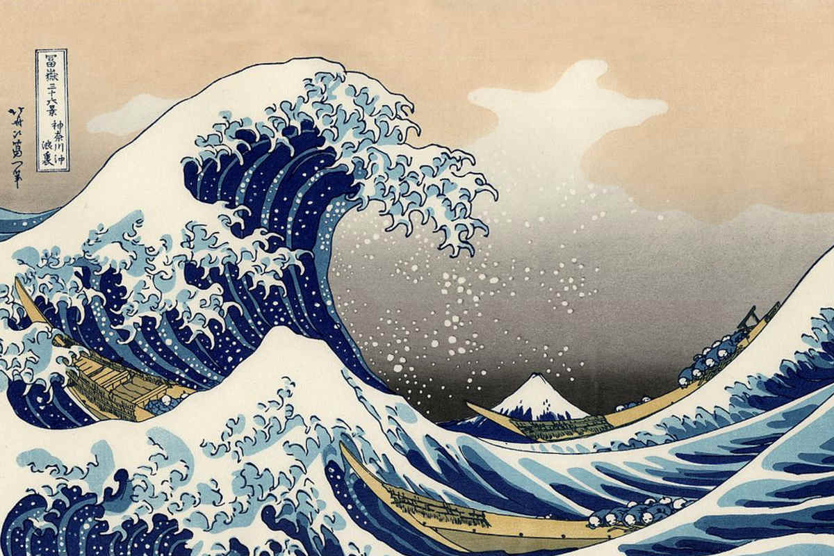 The Great Hokusai - Why do We Still Obsess over that Japanese Wave Painting ? | Widewalls