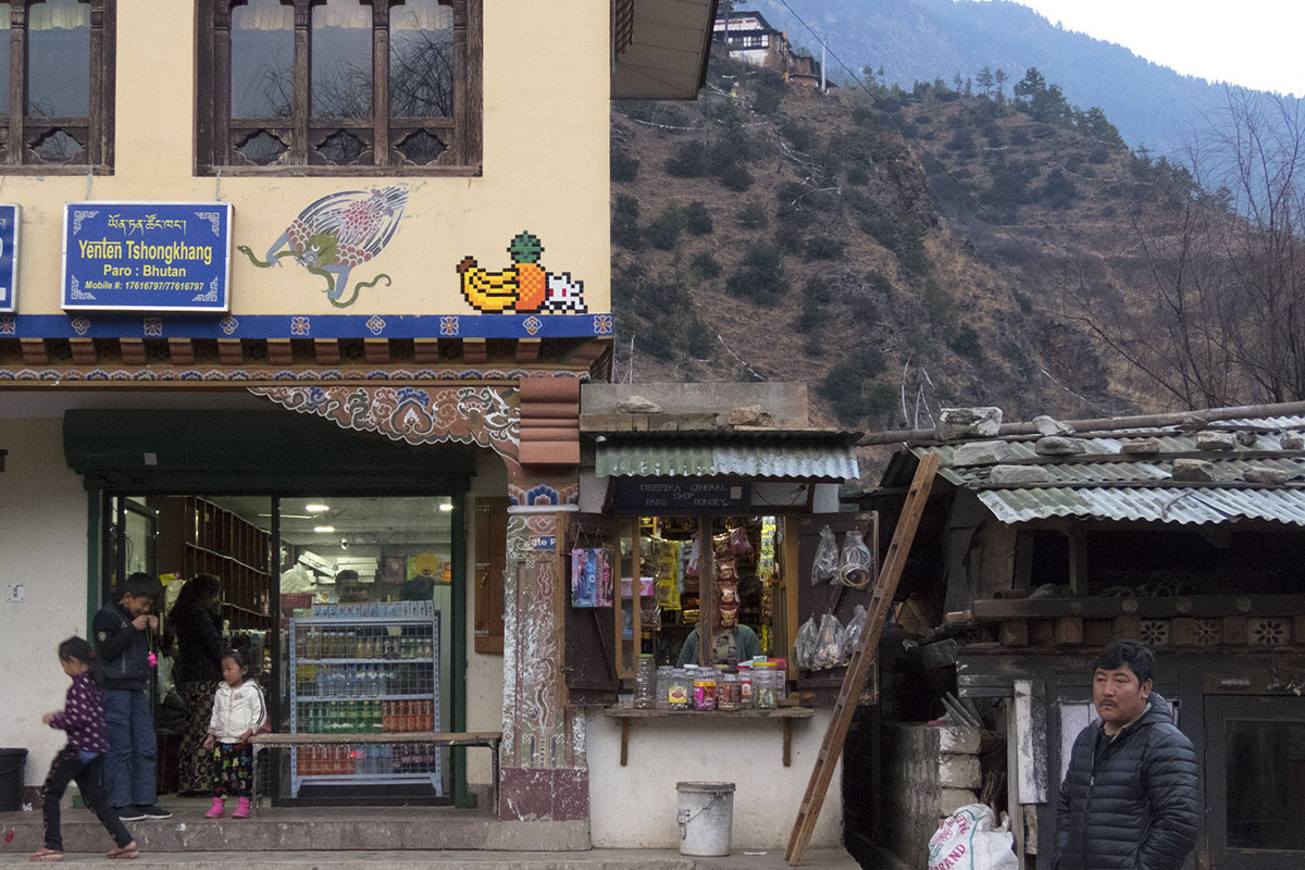 Invader Bhutan 1