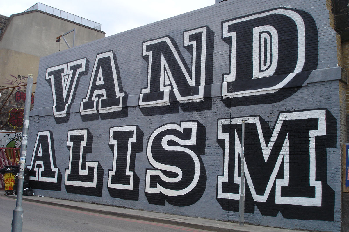 Is Graffiti Art Or Vandalism Questions Of Art Advertising And Public Space Widewalls