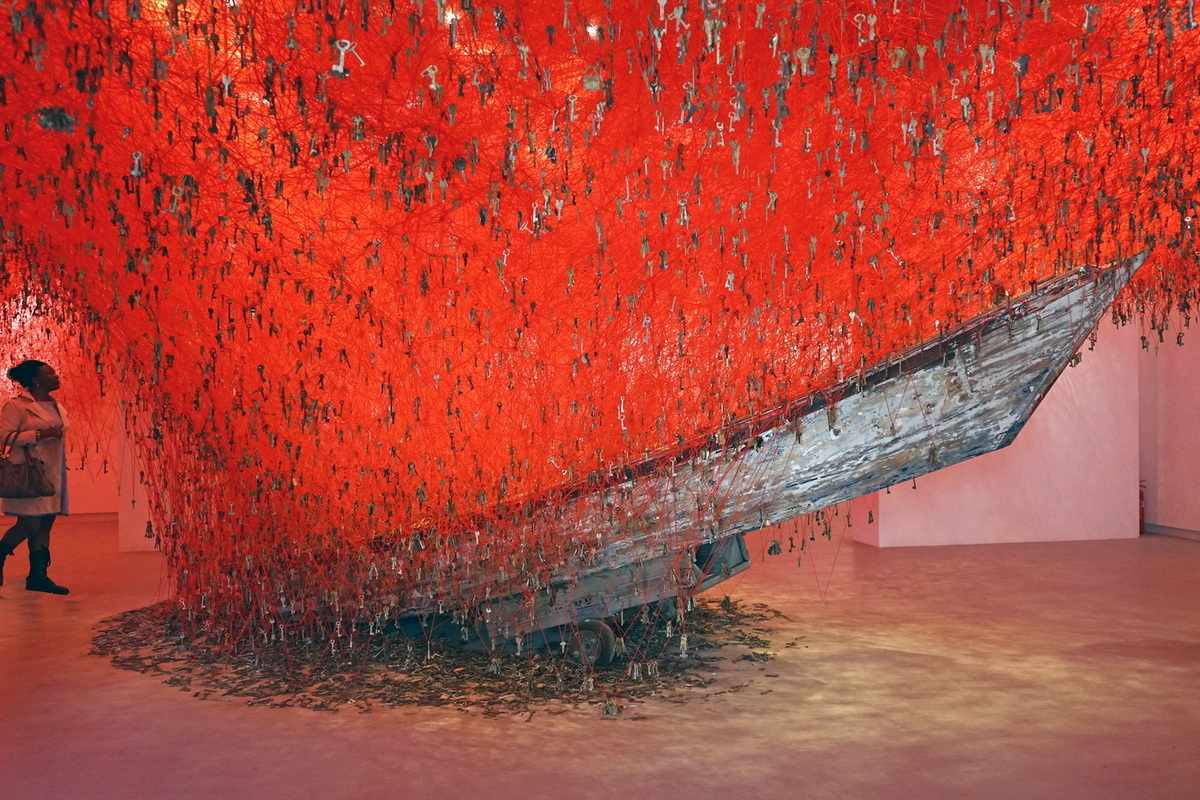 Japanese pavilion at Venice Biennale in 2015